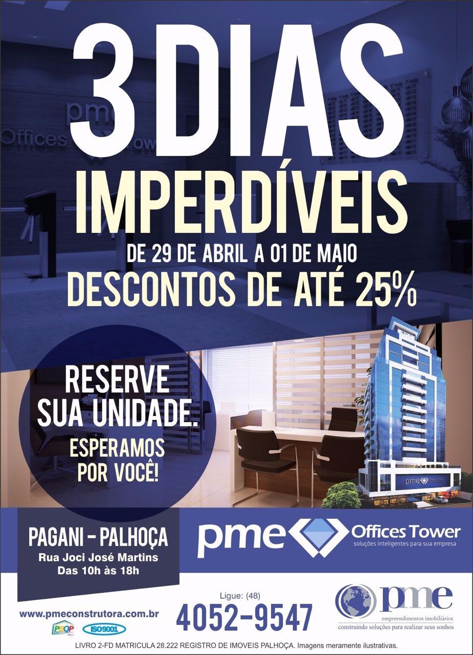 PME offices tower palhoça - abr16