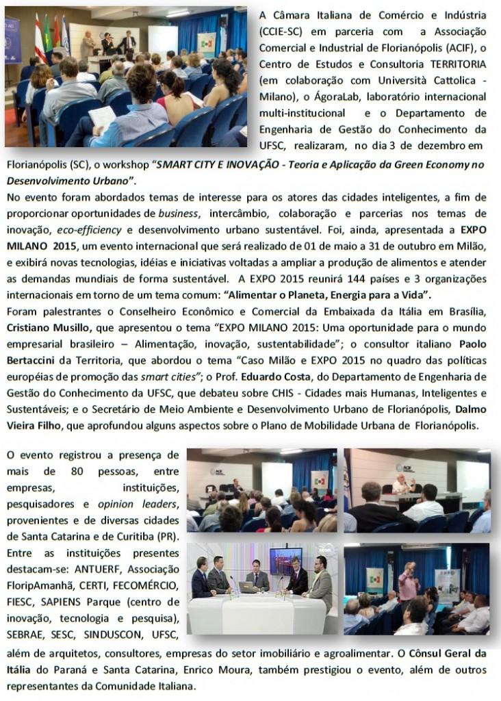 workshop smart city